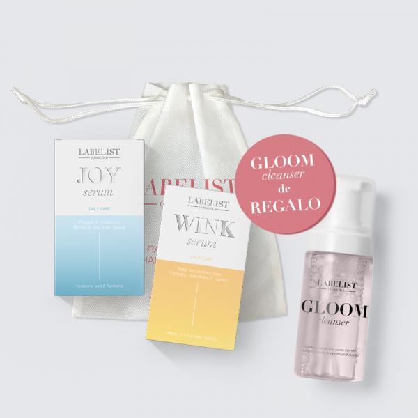 Labelist Moisturising kit cosmético