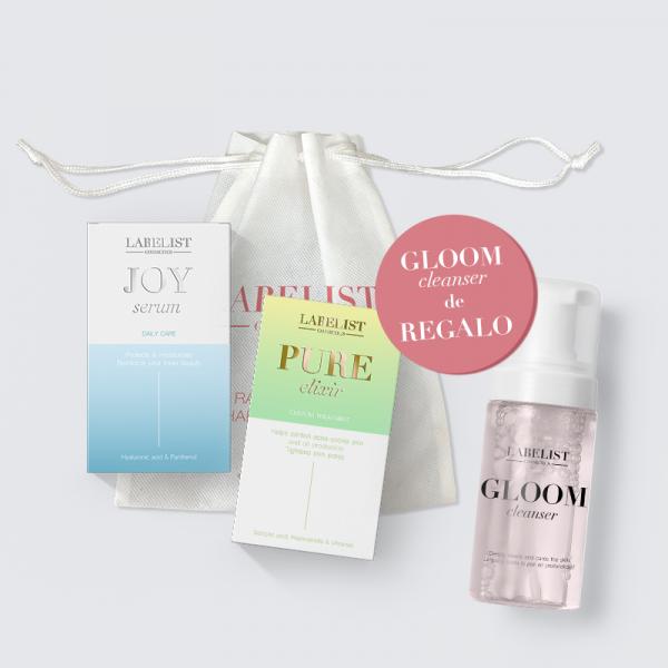 Labelist Purifying kit cosmético